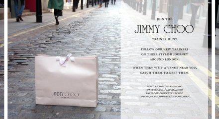 Jimmy Choo Foursquare